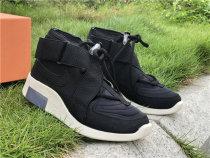 Authentic Nike Air Fear of God Raid Black