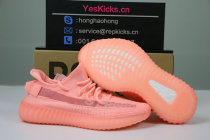 Authentic Y 350 V2 Pink