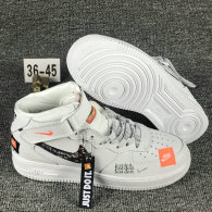 Nike Air Force 1 High Women Shoes (17)