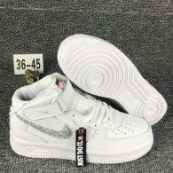 Nike Air Force 1 High Women Shoes (18)