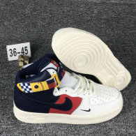 Nike Air Force 1 High Women Shoes (15)