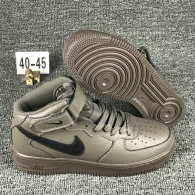 Nike Air Force 1 High Women Shoes (10)
