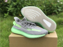 Authentic Y 350 V2 True Form Lime