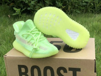 Authentic Y 350 V2 Kids Green