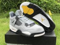 """Authentic Air Jordan 4 """"Cool Grey"""""""