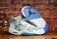 Air Jordan 5 Women Shoes AAA (3)