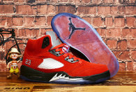 Air Jordan 5 shoes AAA (51)