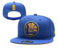 NBA Golden State Warriors Snapback Hat (333)