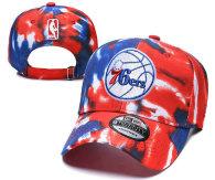 NBA Philadelphia 76ers Snapback Hat (25)