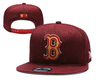 MLB Boston Red Sox Snapback Hats (124)