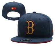 MLB Boston Red Sox Snapback Hats (122)