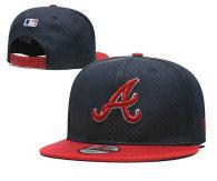 MLB Atlanta Braves Snapback Hat (82)