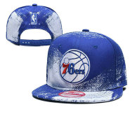 NBA Philadelphia 76ers Snapback Hat (26)