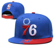 NBA Philadelphia 76ers Snapback Hat (27)