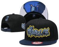 NBA Memphis Grizzlies Snapback Hat (34)