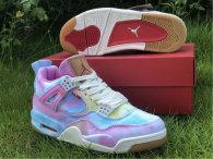 Authentic Air Jordan 4 Color