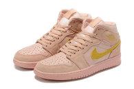 Air Jordan 1 Women Shoes AAA (26)