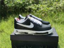 PEACEMINUSONE x Nike Air Force 1 Black/White