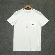 Chrome Hearts short round collar T-shirt M-XXL (20)