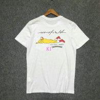 Chrome Hearts short round collar T-shirt M-XXL (19)