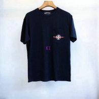 Chrome Hearts short round collar T-shirt M-XXL (26)