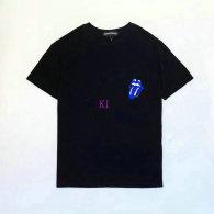 Chrome Hearts short round collar T-shirt M-XXL (31)