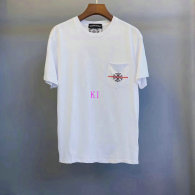 Chrome Hearts short round collar T-shirt M-XXL (28)