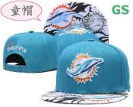 NFL Miami Dolphins Kid Snapback Hat (1)