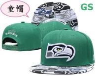 NFL Seattle Seahawks Kid Snapback Hat (2)