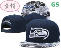 NFL Seattle Seahawks Kid Snapback Hat (1)