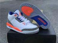 """Authentic Air Jordan 3 """"Knicks"""""""