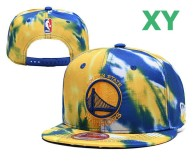 NBA Golden State Warriors Snapback Hat (340)