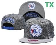 NBA Philadelphia 76ers Snapback Hat (28)