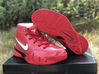 Nike Kobe 1 Protro Red