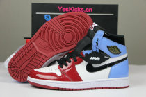 "Authentic Air Jordan 1 Retro High OG ""Fearless"""