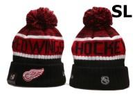 NHL Detroit Red Wings Beanies (5)