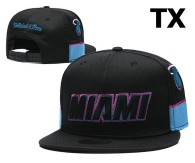 NBA Miami Heat Snapback Hat (685)