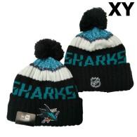 NHL San Jose Sharks Beanies (1)