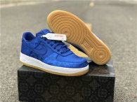 Authentic Nike Air Force 1 PRM/CLOT Game Royal