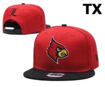 NCAA Louisville Cardinals Snapback Hat (1)