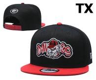 NCAA Georgia Bulldogs Snapback Hat (3)