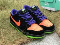"Authentic Nike SB Dunk Low ""Night of Mischief"" GS (Glow In The Dark)"