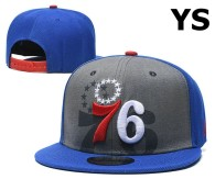 NBA Philadelphia 76ers Snapback Hat (30)