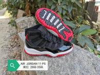 Air Jordan 11 Kids Shoes (43)