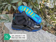 Air Jordan 11 Kids Shoes (39)