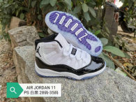 Air Jordan 11 Kids Shoes (41)