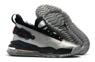 Jordan Proto Max 720 Metallic Silver/Gym Red-Black