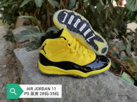 Air Jordan 11 Kids Shoes (42)