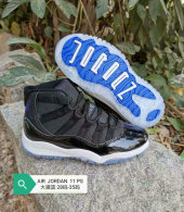 Air Jordan 11 Kids Shoes (38)