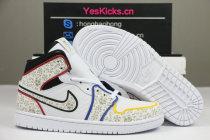 Authentic The Shoe Surgeon X Air Jordan 1